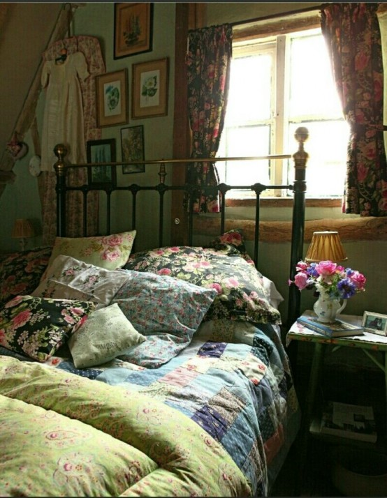 31 Sweet Vintage Bedroom Dcor Ideas To Get Inspired