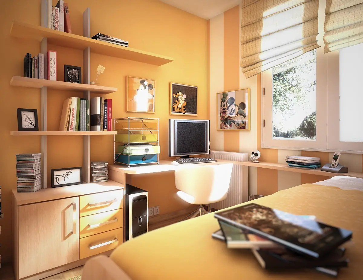 Cool Room Designs For Guys