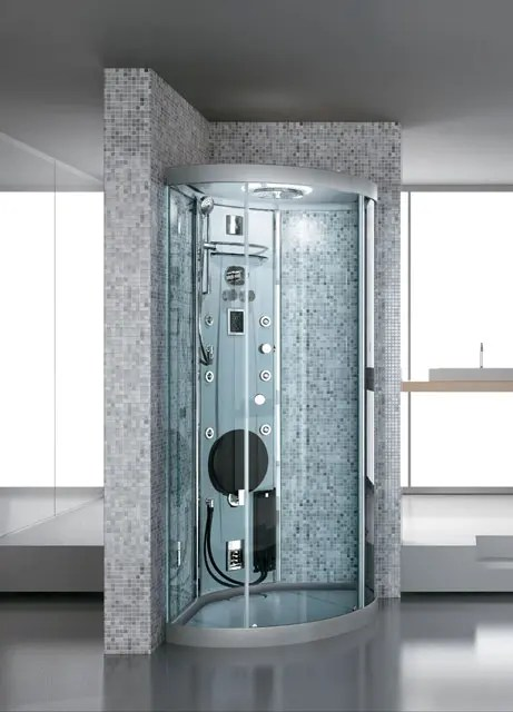 Latest Shower And Hydromassage Cabin From Teuco 156