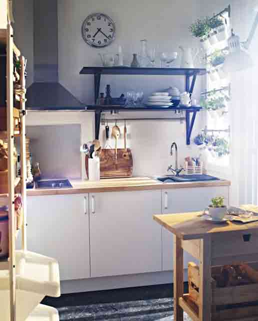 Cool Small Kitchen Ideas