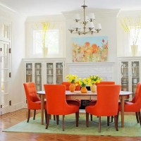 39 Bright And Colorful Dining Room Design Ideas | DigsDigs