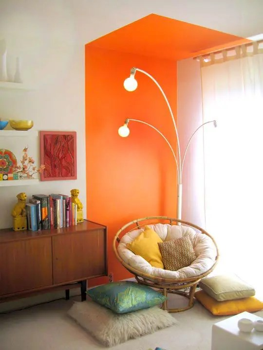 Decorating themes include island getaway, parisian, casual, and more. 38 Trendy Ways To Color Block Your Home - DigsDigs