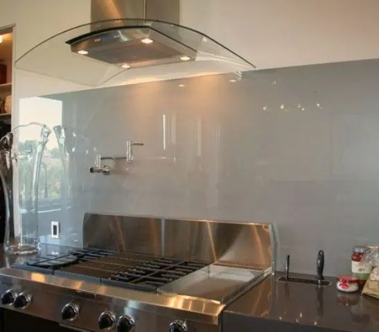 backsplashes for kitchen aid pasta maker 28 trendy minimalist solid glass ...