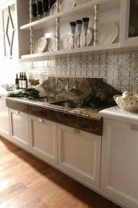 30 Unique Kitchen Countertops Of Different Materials ...