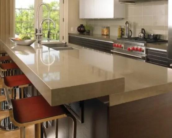 45 Unique Kitchen Countertops Of Different Materials
