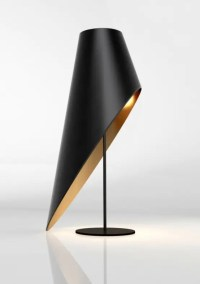 57 Unique Creative Table Lamp Designs - DigsDigs