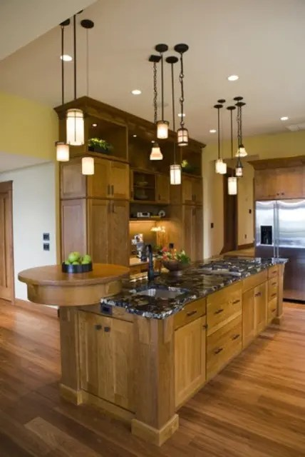 Small Kitchen Island Design
