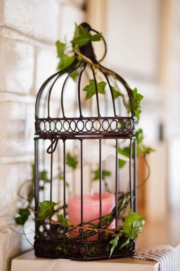 Bird Cages For Wedding Centerpieces