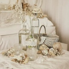 Ideas For A Bare Living Room Wall Diy Built In Shelves Vintage Romance: 33 Lace Home Décor - Digsdigs