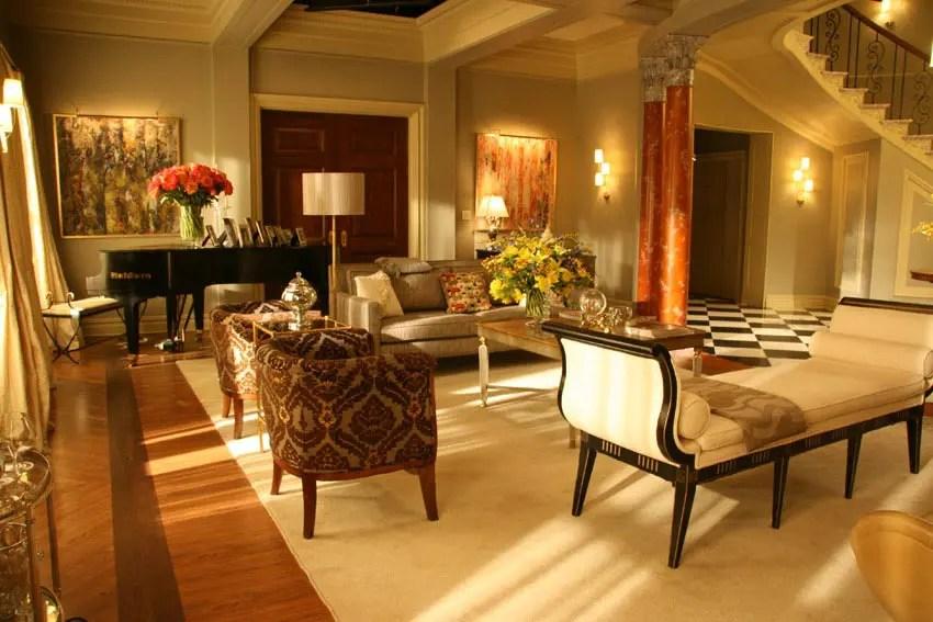 Interiors from Gossip Girl TV Series  DigsDigs