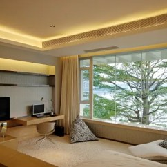 Contemporary Living Room Designs Photos Ideas For Hanging Pictures In Warm House Interior Design China By Thomas Chan - Digsdigs