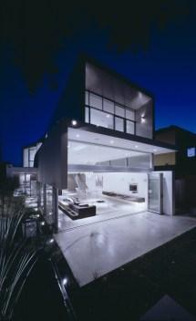Minimalist Beach House Design