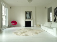 Westbourne Park Villas Two Floor White Apartment - DigsDigs