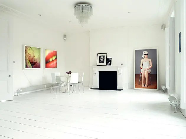Westbourne Park Villas Two Floor White Apartment Digsdigs