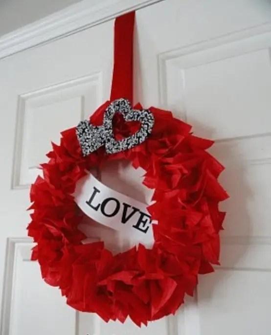 40 Valentine Decor Ideas
