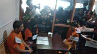 Polisi Reka Ulang 15 Adegan Perencanaan Pembunuhan Hakim Jamaluddin