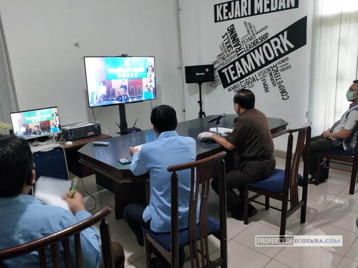 Ajak Masyarakat Melek Hukum, Kejari Medan Luncurkan Aplikasi Si Dato