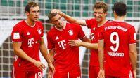 Bayern Tutup Musim dengan Kemenangan Telak 4-0 atas Wolfsburg