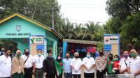 Sambut Hari Anak Nasional Indonesia, Bupati Asahan Resmikan Taman Bermain