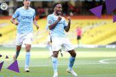Hasil Pertandingan Liga Inggris: Man City Pesta Gol ke Gawang Watford