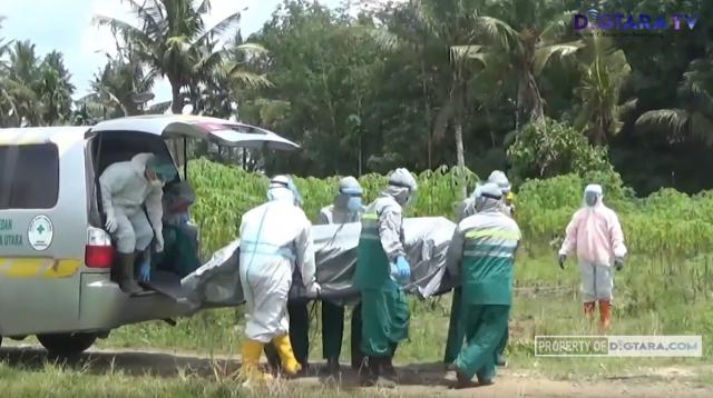 Pemakaman pasien covid-19 ditolak warga