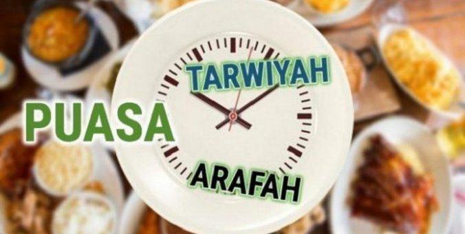 Ini Manfaat Puasa Tarwiyah dan Arafah Sebelum Idul Adha