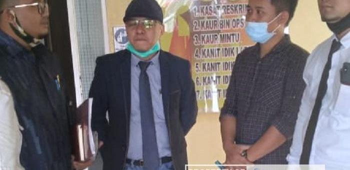 Polisi Gagal Jemput Paksa Imam Firmadi