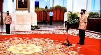 Jokowi Minta Pramuka Buat Gerakan Kedisiplinan dan Kepedulian Nasional