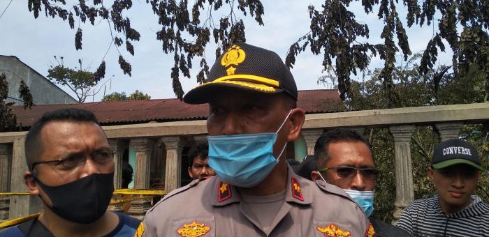 Polisi Selidiki Penyebab Kebakaran Truk Tangki BBM