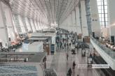 Penerbangan di Bandara PT Angkasa Pura II Perlahan Pulih