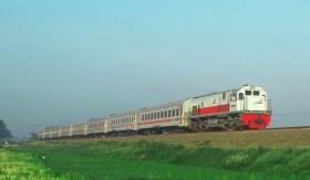 Adaptasi Kebiasaan Baru, PT KAI Operasikan Kereta Akhir Pekan di Sumut