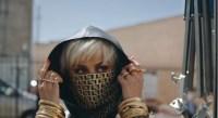 Agnez Mo Pakai Masker Rp 10 Juta di Video Klip Terbaru.
