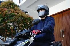Berikut 15 Langkah Aman dan Sehat Naik Motor saat Pandemi