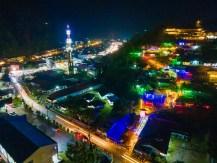 BPODT Resmikan Kampung Wisata Warna Warni Tigarihit