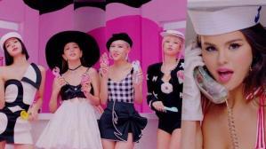 Video Ice Cream Blackpink Sudah Ditonton 92 Juta Kali dalam Sehari