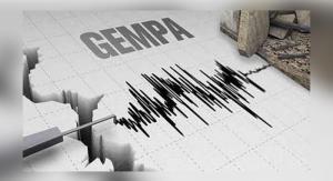 Pulau Sumba Diguncang masing-masing magnitudo 5,0 disusul berkekuatan magnitudo 5,5 dan selanjutnya magnitudo 5,5.
