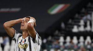 Ronaldo gagal membawa Juventus lolos ke perempat final Liga Champions