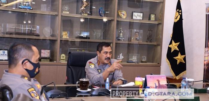 Kabaharkam Ibaratkan Tugas Polisi Seperti Ibadah Salat Dalam Agama Islam