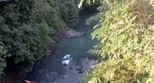 Mobil Pengantin Masuk Jurang Sedalam 40 Meter, 6 Orang Tewas di Tempat