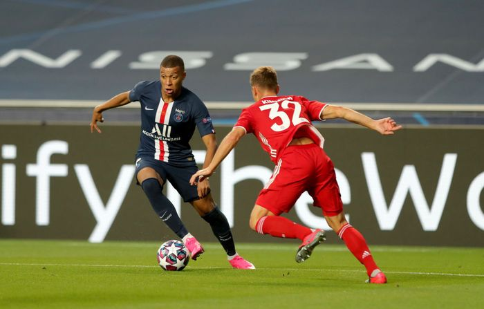 Babak Pertama PSG vs Bayern Munchen, Skor Masih 0-0