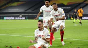 Menang Tipis, Sevilla Tantang MU di Semifinal