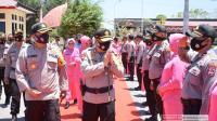 Kapolres Kupang Positif Covid-19, Diduga Tertular dari Menteri KKP