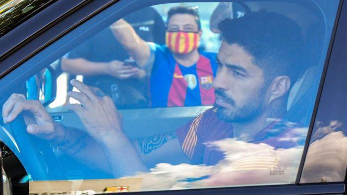 Sah! Luis Suarez Gabung ke Atletico Madrid