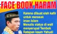Ustaz Abdul Somad Sebut Facebook Haram? Cek Dulu Yuk!