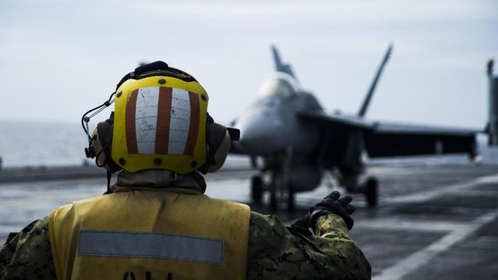 China: AS Sedang Mempersiapkan Misi Jarak Jauh di Laut China Selatan