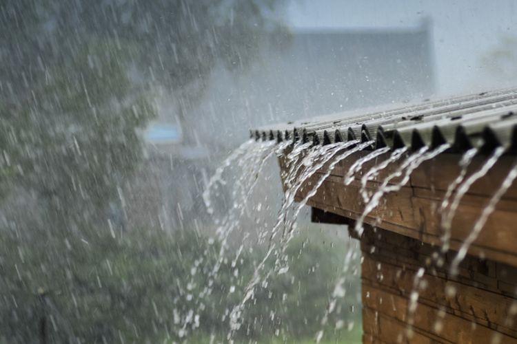 Kota Medan Hujan Prakiraan Cuaca di Brastagi, Satu Harian Hujan