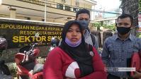 Istri Polisi Gadungan Dilarang Besuk dan Dimarahi Kanit Polsek Sunggal