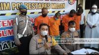 Tewasnya Dua Tahanan di Polsek Sunggal, Kapolrestabes Medan: Tidak Pernah Terjadi
