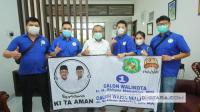 Relawan Pendukung Akhyar Gunakan Logo Pemko Medan, Bawaslu Diminta Bertindak