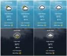 Prakiraan Cuaca Kota Medan Hari ini: Siang Hujan Ringan, Malam Hujan Disertai Petir